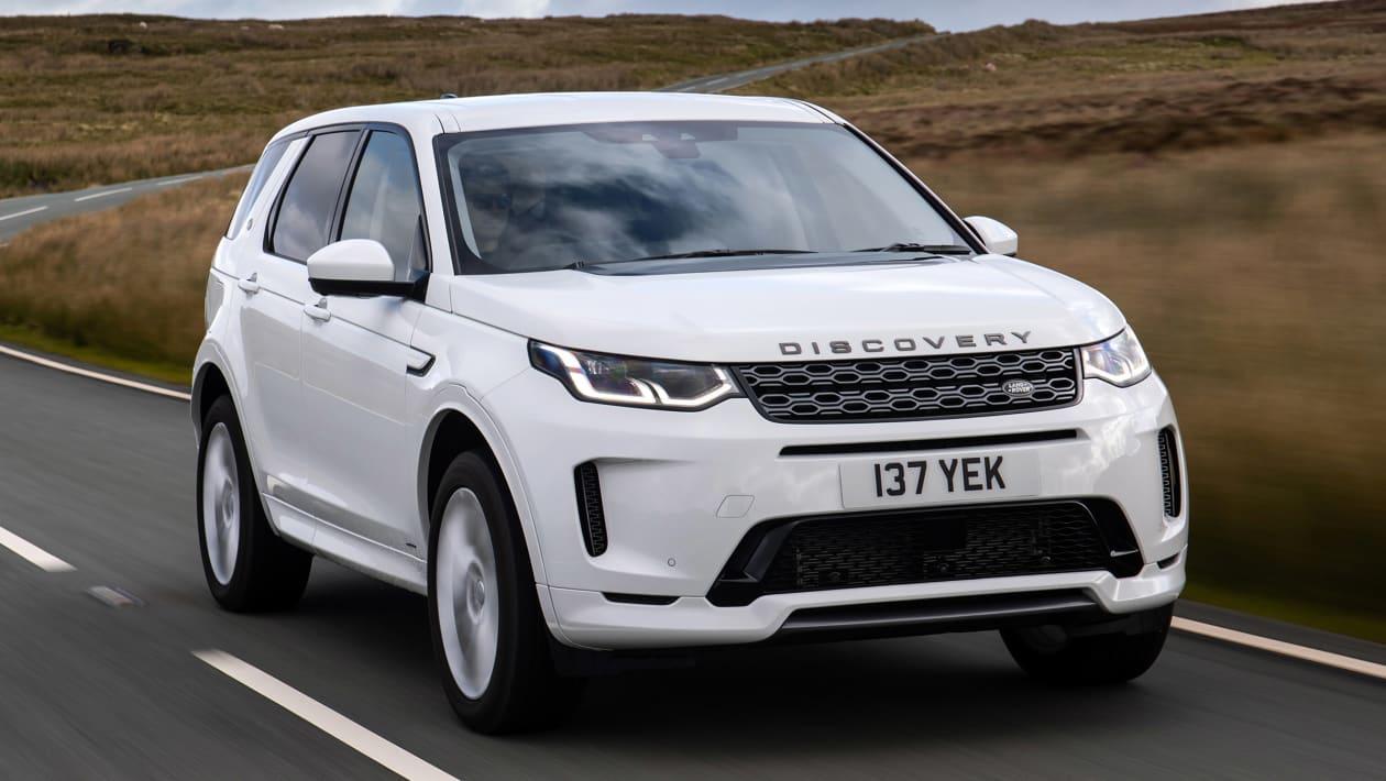 Recenzia nového Land Rover Discovery Šport PHEV 2020