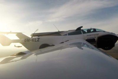 AirCare je auto, ktoré skutočne lieta