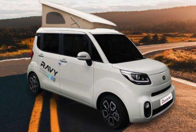 Daon Ravy je veľmi roztomilý vozidlo s mnohými funkciami