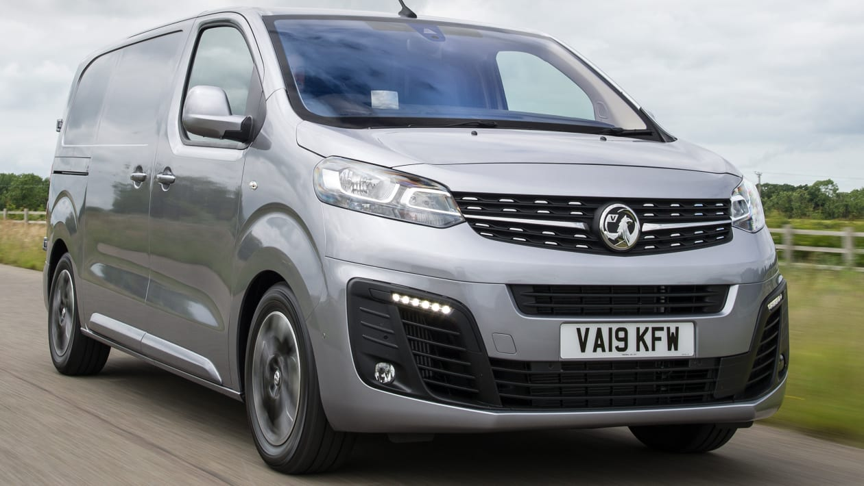 Recenzia dodávky Vauxhall Vivaro