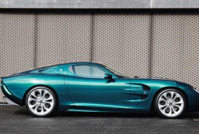Zagato prináša prvé Iso Rivolta GTZ s preplňovaným motorom V8 s výkonom 660 koní